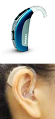耳かけ型・ハイパワー耳かけ型