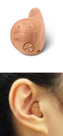 カナル(小型耳あな型)・フルシェル(耳あな型)